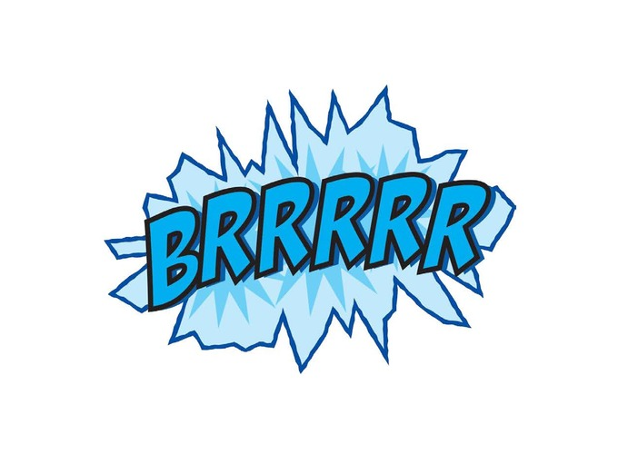 4570book - Brrr Cold Clipart (#5543399) - PinClipart